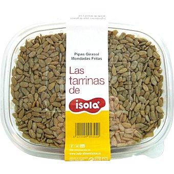 Isola Pipas de girasol mondadas y fritas Tarrina 480 g