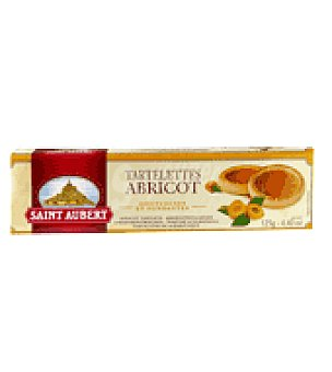 Saint Aubert Tartaleta de albaricoque 125 g