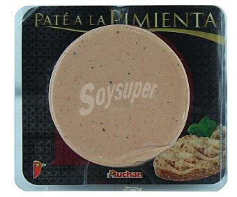 Auchan Paté a la pimienta 100 gramos