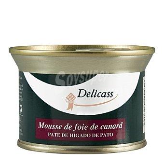 Delicass Mousse de hígado de pato 130 g