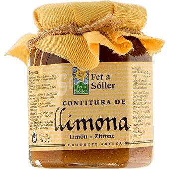 Fet a Soller Confitura de limon Frasco 225 g