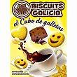 Cubo de galletas caja 1,2 kg Biscuits Galicia