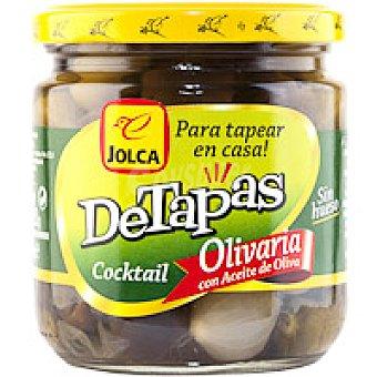 Jolca Cocktail detapas olivaria Tarro 170 g
