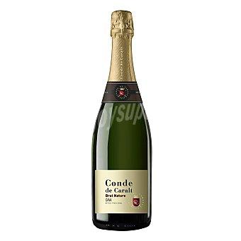 Conde de Caralt Cava Brut Nature Botella 75 cl