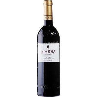 MARBA Vino tinto barrica D.O. Tacoronte Acentejo botella 75 cl Botella 75 cl