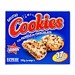 Galleta cookies con pepitas de chocolate Paquete 330 g Hacendado