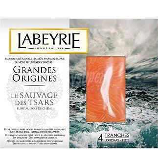Labeyrie Salmon ahumad.siberia 120 G