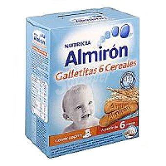 Galleras 6 cereales 180 gr