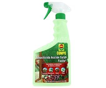 Compo Insecticida acción total para plantas ornamentales de interior y exterior 750 Mililitros