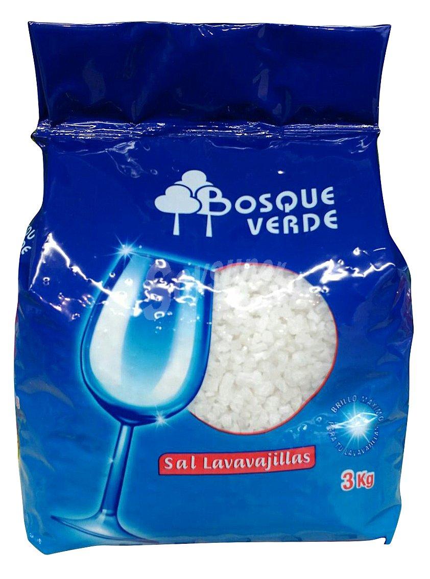 Bosque verde sal lavavajillas grano paquete 3 kg - Sal para piscinas precio ...