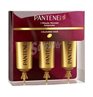 Pantene Pro-v Ampollas 1MIN color fza 58 ML